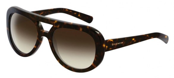 gli accessori must have per l'inverno 2013 sunglasses Givenchy aviator