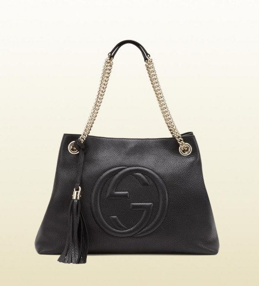 gli accessori must have per l'inverno 2013 borsa shopper chanel