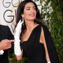 Golden Globe 2015, Amal Clooney in Dior Couture