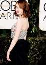 Golden Globe 2015, Emma Stone in Lanvin