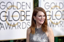 Golden Globe 2015, Julianne Moore in Givenchy