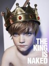 "Greenpeace ""The king is naked"""
