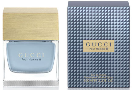 Nuovo Parfume Gucci pour homme II