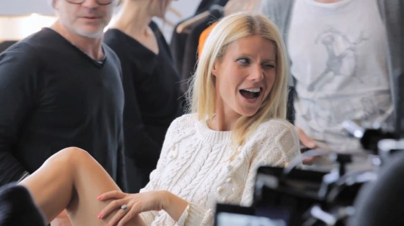 Gwyneth Paltrow per Lindex Modern Preppy