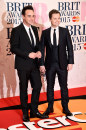 I migliori look ai Brit Awards 2015: Ant & Dec