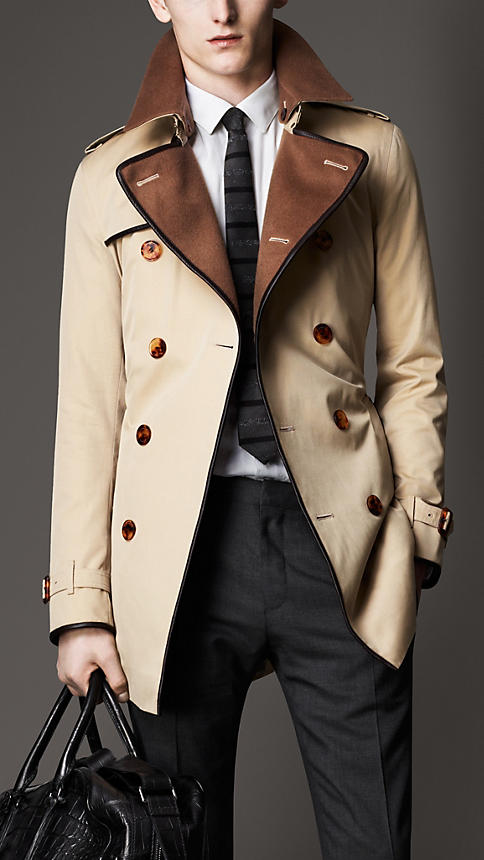 Burberry Brit Store A Milano : Redirecting to galleria i trench cult di burberry