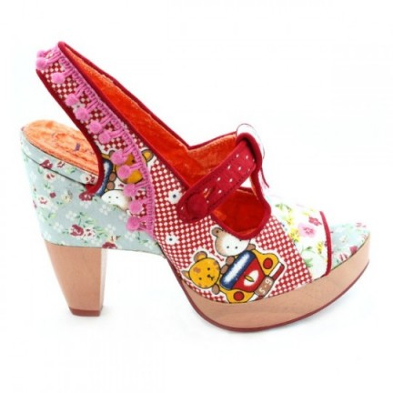 Irregular Choice collezione primavera estate 2010