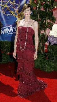 allison janney emmy awards 2006 elie saab
