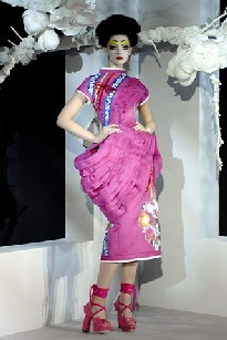 Haute Couture Paris Primavera Estate 2007: Dior by John Galliano