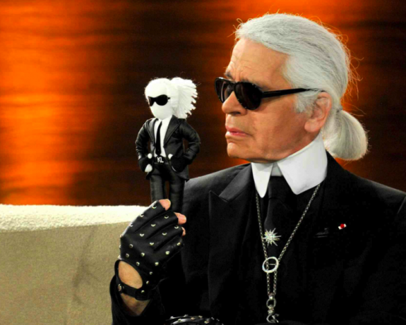 karl lagerfeld vs pippa middleton
