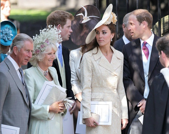 Kate Middleton, matrimonio Zara