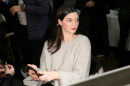 Kendall Jenner nel backstage di Donna Karan autunno-inverno 2015-2016