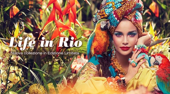 Kiko Make up Life in Rio