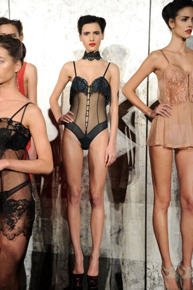 La Perla alla New York Fashion Week 2013 - 1/12