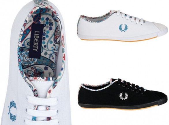 Sneakers per donna Fred Perry