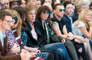 London Fashion Week front row secondo giorno