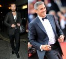 Look da star: George Clooney, Jude Law e..