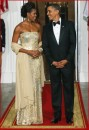 Look del giorno - Michelle Obama in Naeem Khan
