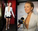 Look delle celebrità - Blake Lively in Marchesa