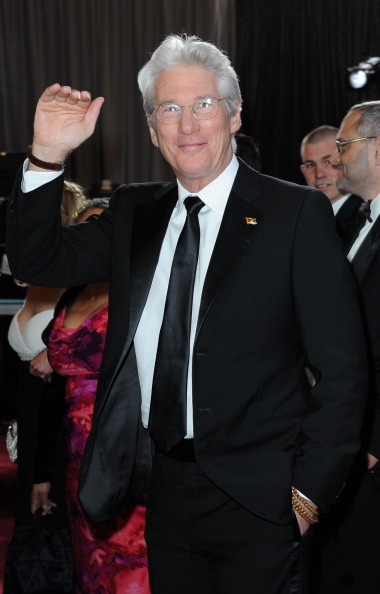 Oscar 2013 Richard Gere
