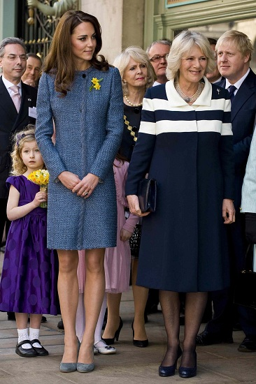 Look Kate Middleton- Missoni