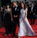 Look Kate Middleton- Alexander McQueen