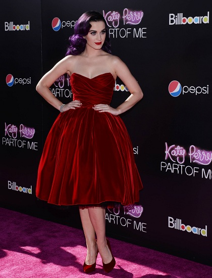 Look Katy Perry - Part of Me