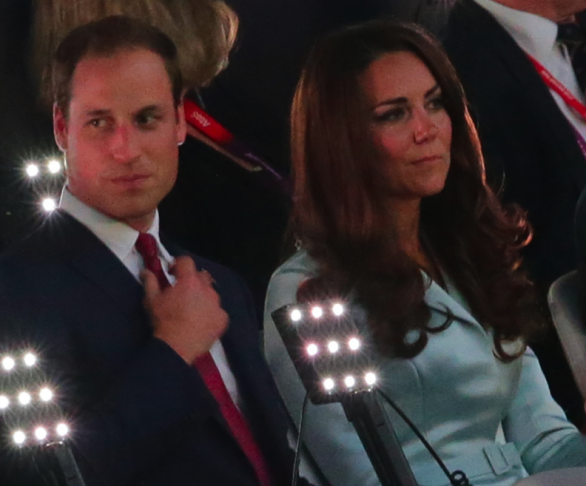 Look Kate Middleton Olimpiadi 2012