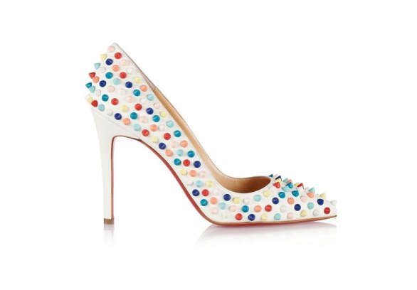 Louboutin colorate