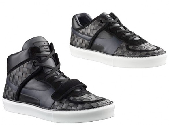Louis Vuitton Tower sneakers autunno inverno 2010 2011