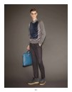 L'uomo viaggiatore di Louis Vuitton per la pre-collection autunno 2014