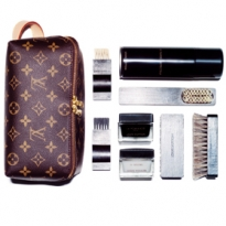 Louis Vuitton shoes care set