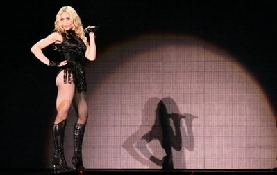 Madonna in tour: tutti i look
