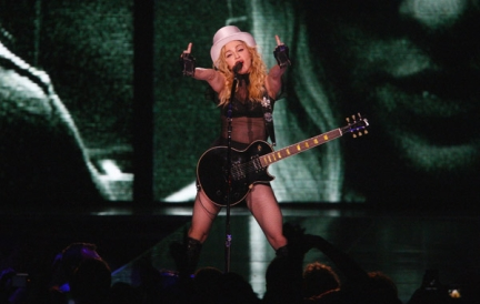 Madonna Sticky Sweet tour: le foto