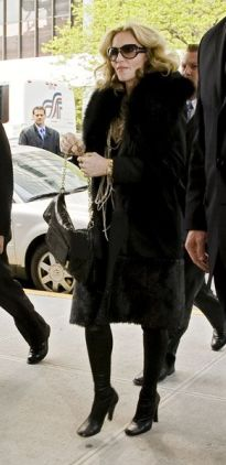 Look of the day: Madonna in Givenchy