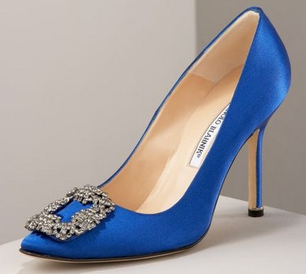 Manolo Blahnik Fall Collection 2008