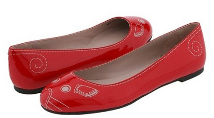 Marc by Marc Jacobs mause flats