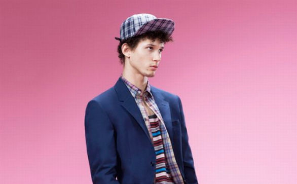 Marc by Marc Jacobs pre-collection uomo autunno 2013