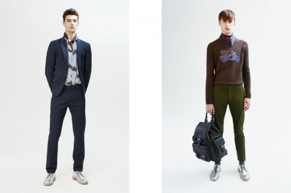 Marc by Marc Jacobs resort uomo 2014