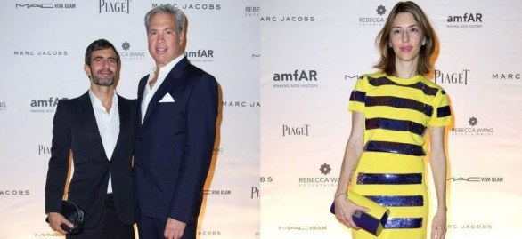 Marc Jacobs in gonna e tacchi e Sofia Coppola si veste da ape