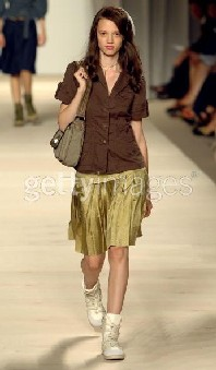 New York fashion week 2007: Marc by Marc Jacobs