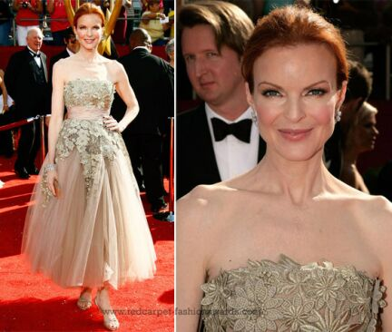 Emmy Awards 2008: red carpet e celebrities