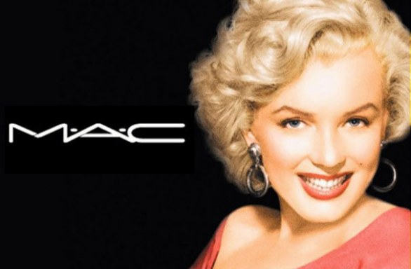 Marilyn Monroe collection by Mac Cosmetic