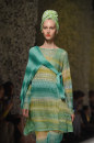 Missoni alle sfilate di Milano primavera estate 2015