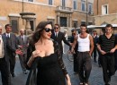 Monica Bellucci and Dolce