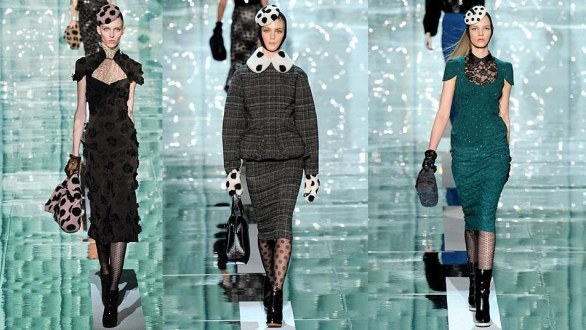 New York fashion week donna 2011/12 - Marc Jacobs