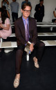 New York Fashion Week, front row 5 settembre