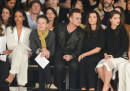 New York Fashion Week, front row 7 settembre