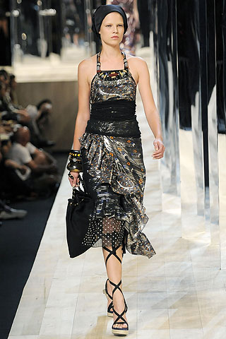 New York fashion week S/S 2009: Marc Jacobs