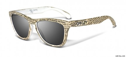 Oakley Frogskins in limited edition